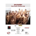 2018 SHU Rugby Nude Charity Calendar (A4 Size)