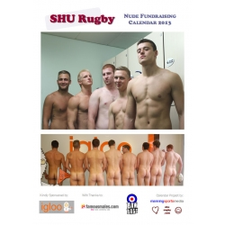 Trailer for SHU Rugby 2013 Nude Calendar & DVD