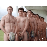SHU Rugby Nude Calendar 2012 Photo Collection - Digital Download