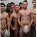 SHU Rugby Nude Calendar 2014 Photo Collection - CD