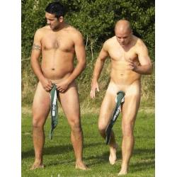 2008 Beverley Rugby 'Making of Nude Calendar' DVD