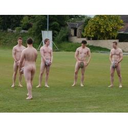 2012 SHU Rugby 'Making of Nude Calendar' DVD
